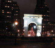 Washington Square Park,  West Village