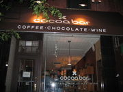 Cocoa Bar Entrance