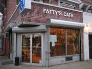 Fatty's Cafe entrance