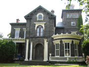 Steinway Mansion in Astoria